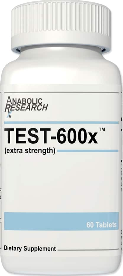 Test 600x Review