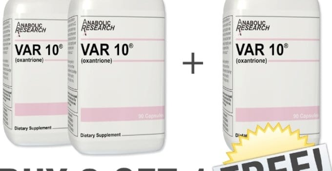 But Var 10 Lean Mass