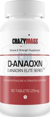 Muscle Growth and Strength Supplement