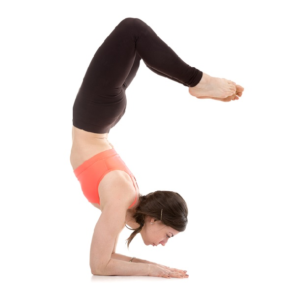 Variant scorpion exercise