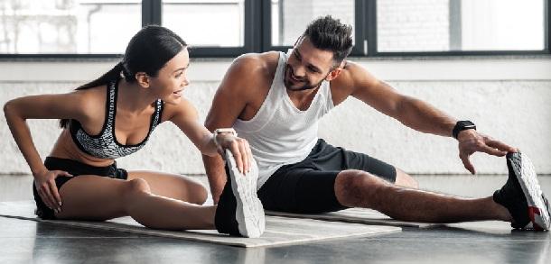 Exercises - Stretching